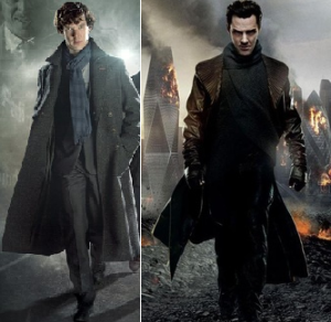 We get it, he likes long coats