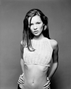 Kate Moss: Heroin Chic