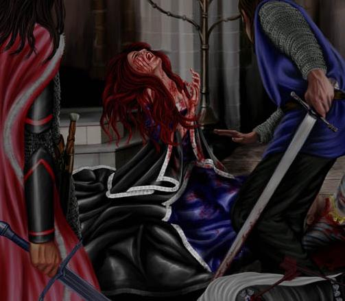 Catelyn Red Wedding